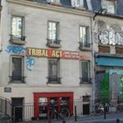 Tribal Act, Paris