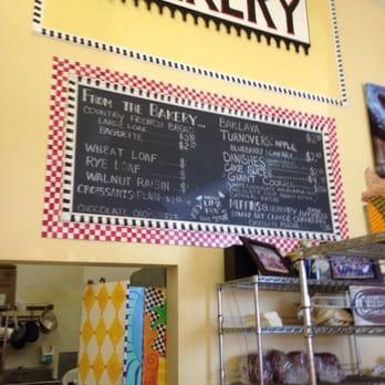 Andy S Flour Power Cafe Bakery Panama City Fl