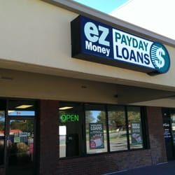 ez Money Payday Loans logo