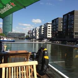 Restaurants Und Cafes Am Westhafen