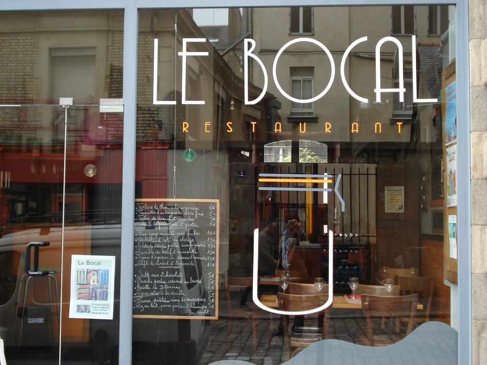 Le bocal franz sisches restaurant rennes frankreich for Restaurant o 23 rennes