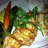 The Original Fish Company - Grilled Chilean Seabass. - Los Alamitos, CA, Vereinigte Staaten