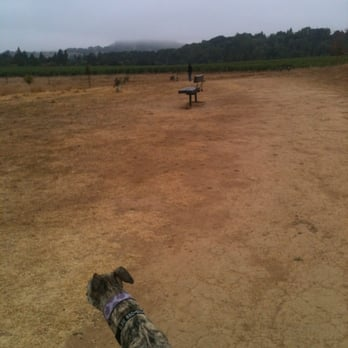 Canine Commons Dog Park - Trails through Alston - Napa, CA, Vereinigte Staaten
