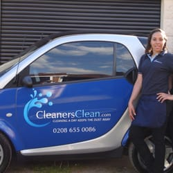 Cleaners Clean Cleaners
