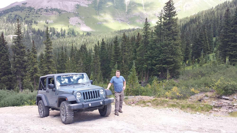 San Juan Jeep Tours Ouray Co