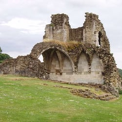 Kirkham Priory, Malton, North Yorkshire