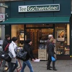 Tee Gschwendner, Würzburg, Bayern