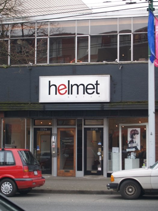 Helmet salon beauty spas kitsilano vancouver bc for 88 beauty salon vancouver