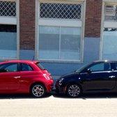 JStar Fiat - Mines the cute lil Black one - Anaheim, CA, United States