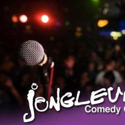 Jongleurs Comedy Club, London