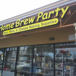 Home Brew Party logo