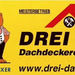 Drei-Dachdeckerei GmbH, Berlin