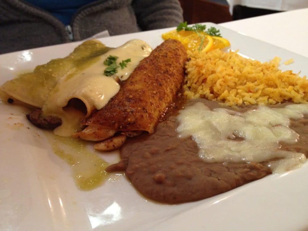 Banderas mexicanas yelp for Acapulco loco authentic mexican cuisine