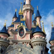 Gros plan sur le Château de la Belle au…