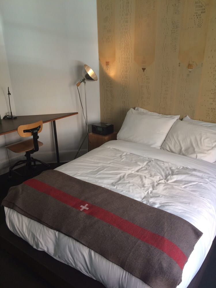 Ace Hotel Seattle Number Of Rooms
