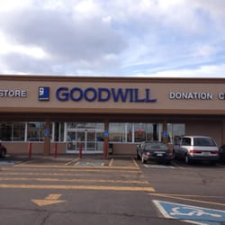 Goodwill Denver - Monaco logo