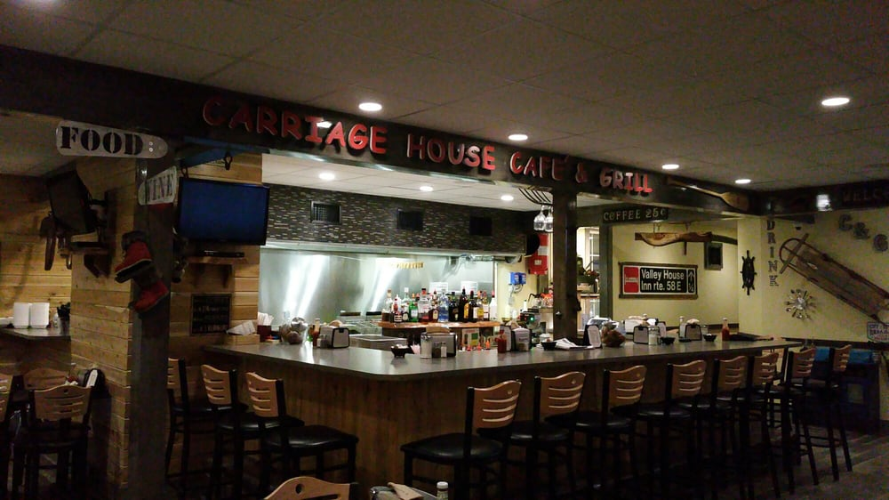 Carriage House Cafe Yelp