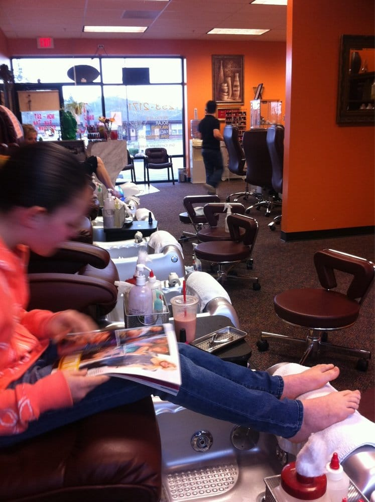 Luxury Nails and Spa - Nail Salons - Vancouver, WA, United States