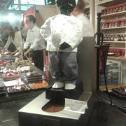 Paris Expo - Paris, France. Le Manneken Pis en pleine action :)