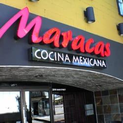 Maracas Cocina Mexicana logo