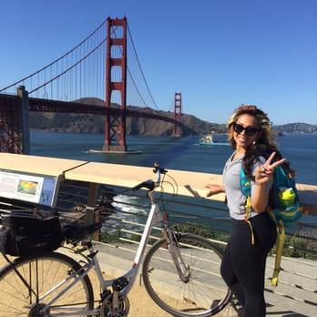 Bike San Francisco To Sausalito San Francisco Bicycle Rentals