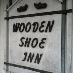 Wooden shoe inn menu