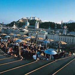Steinterrasse, Salzburg, Austria
