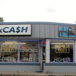 Quick Cash - Toms River, NJ, États-Unis. Front of Store