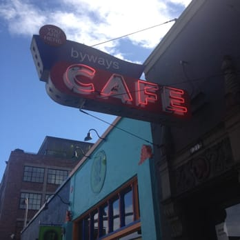 Byways Cafe Breakfast Hours