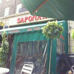 Saponara Italian Delicatessen, London