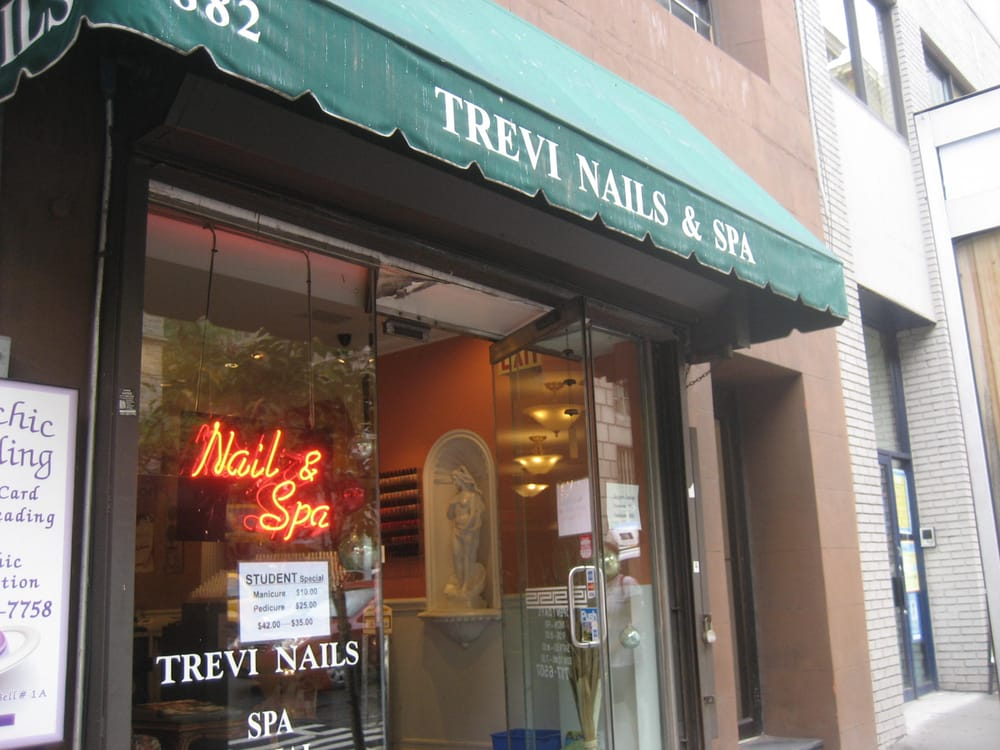 Trevi nails nail salons upper east side new york ny for 65th street salon
