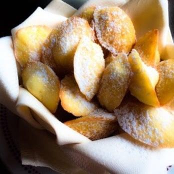 ... Boulud - Boston - Boston, MA, United States. Freshly Baked Madeleines