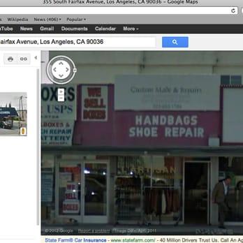 L\u0026#39;artisan - Shoe Repair - Beverly Grove - Los Angeles, CA ...