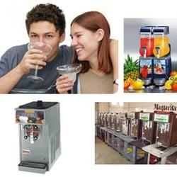 frozen beverage machine rentals