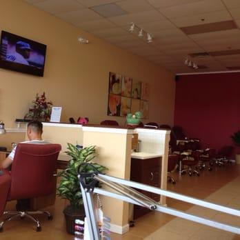 Stone nails spa nail salons 500 kolb dr fairfield for A nail salon fort wayne in