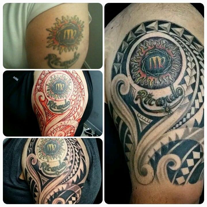 all aces tattoo orange park