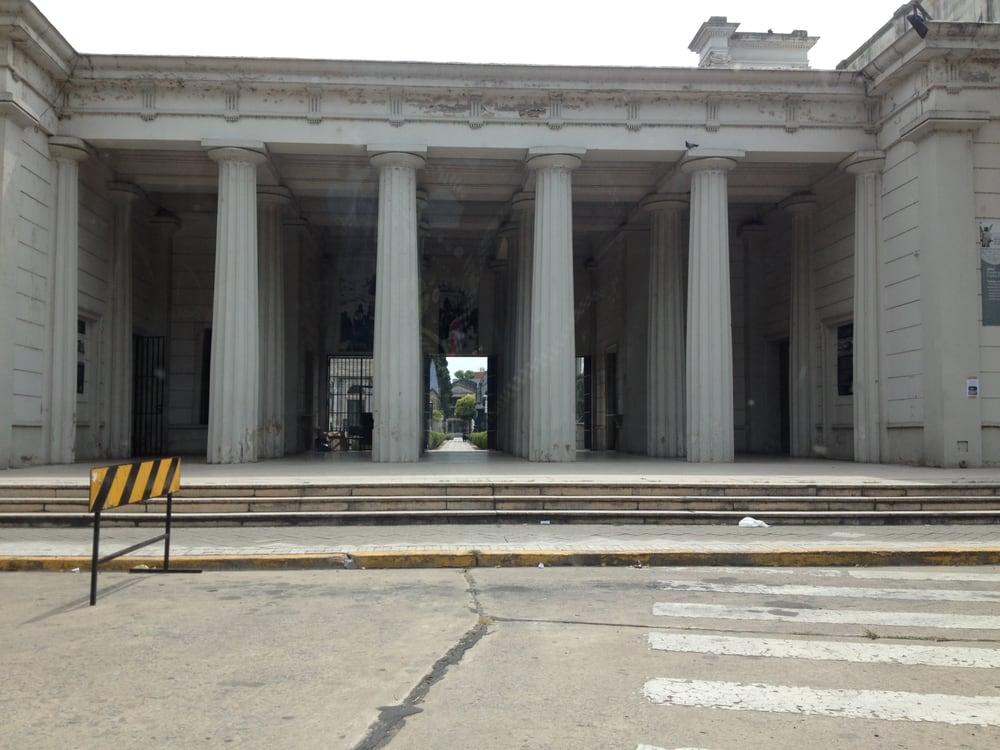 Cementerio El Salvador - Rosario, Argentina