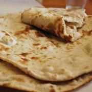 Tandoor chapati.