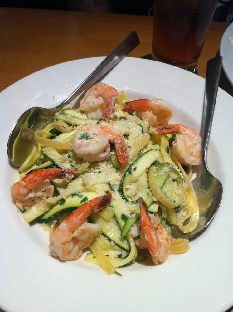 California Pizza Kitchen Copycat Recipes Shrimp Scampi Zucchini Fettuccine