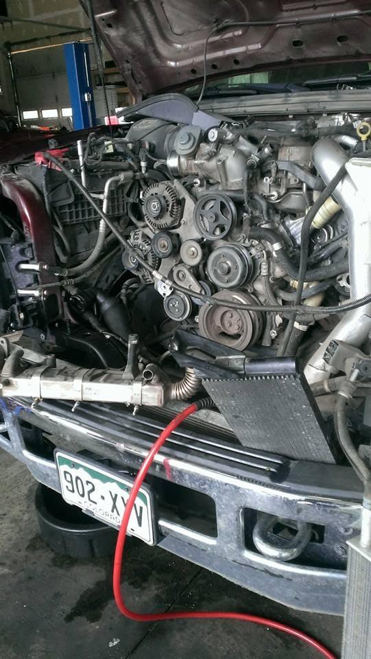 L N Diesel Emission Testing Repair Motor Vehicle