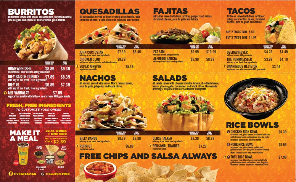 graphic about Moes Printable Menu identify Moes printable discount codes 2018 - Pizza hut coupon code 2018