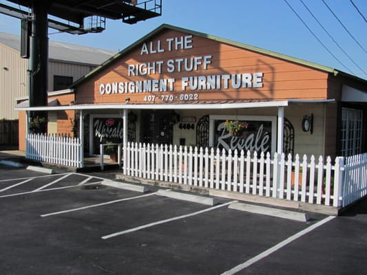 all the right stuff consignment furniture lee road