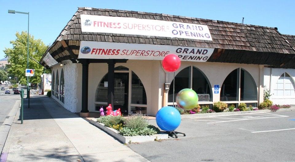 360 Fitness Superstore - Walnut Creek, CA