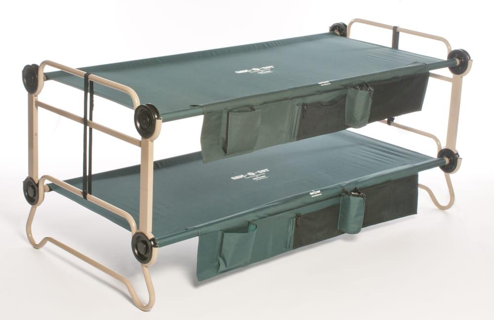 bunk bed cots  2