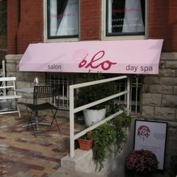 Blo salon and day spa closed hairdressers lincoln for Blo hair salon