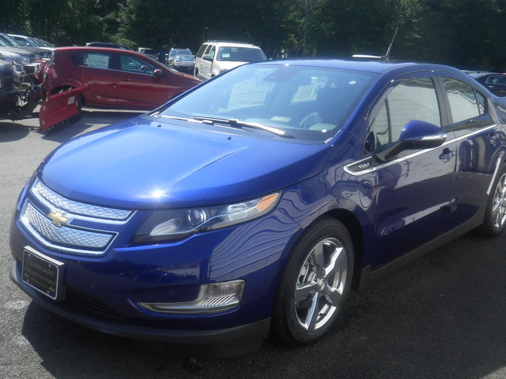 Denville (NJ) United States  city photos : ... of Denville Denville, NJ, United States. Blue Chevy Volt 2013