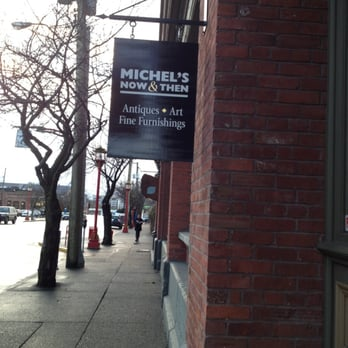 Michel S Now Then Fine Furnishings Furniture Stores