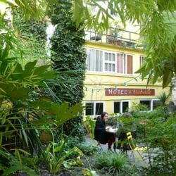 Le jardin, côté véranda