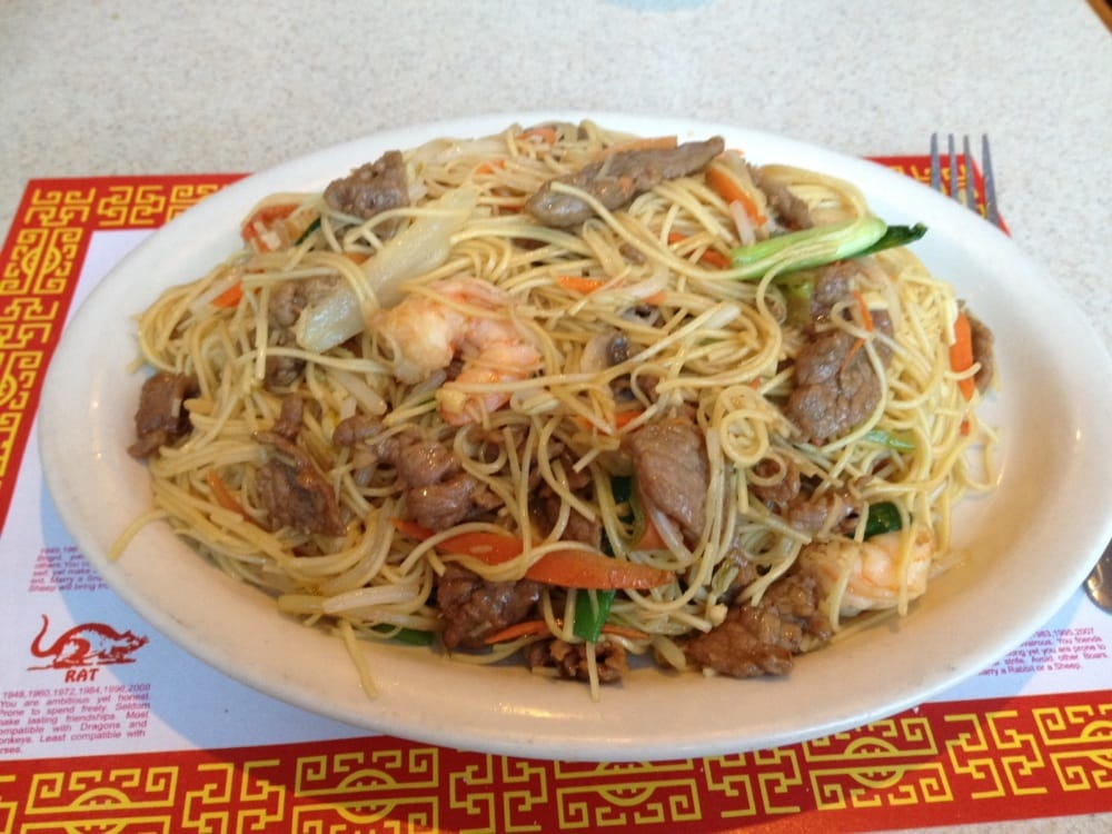 Beef And Shrimp lo Mein Beef And Shrimp lo Mein
