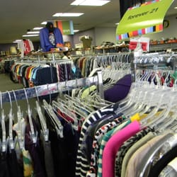 Clothing consignment store